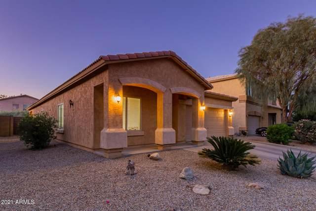 1228 E Country Crossing Way, San Tan Valley, AZ 85143 (MLS #6231044) :: Klaus Team Real Estate Solutions