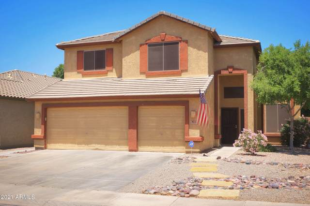 9140 W Lone Cactus Drive, Peoria, AZ 85382 (MLS #6231055) :: Service First Realty