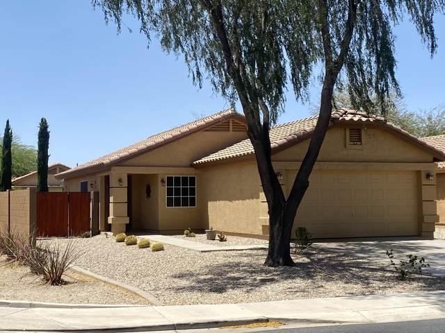 236 S 16TH Street, Coolidge, AZ 85128 (MLS #6231056) :: The Luna Team