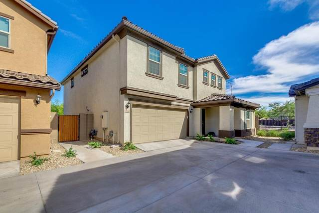 16329 W Latham Street, Goodyear, AZ 85338 (MLS #6231100) :: Executive Realty Advisors