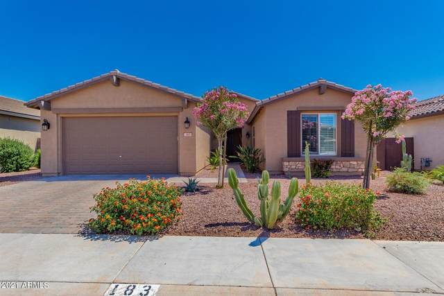183 W Evergreen Pear Avenue, San Tan Valley, AZ 85140 (MLS #6231106) :: The Copa Team | The Maricopa Real Estate Company