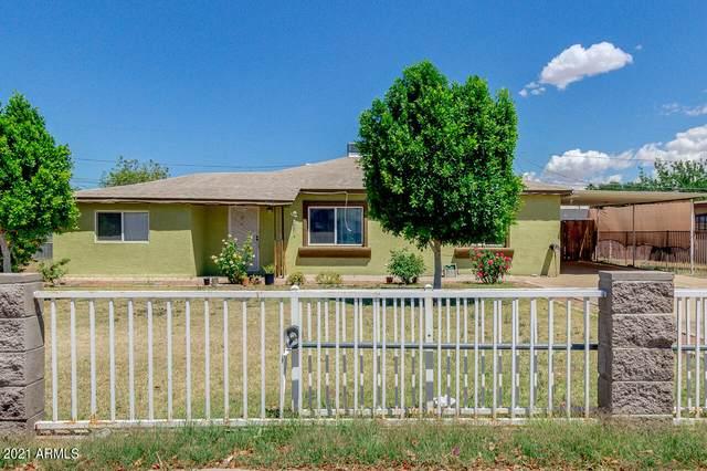 2136 W Campbell Avenue, Phoenix, AZ 85015 (MLS #6231123) :: The Carin Nguyen Team