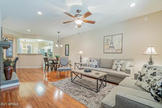15221 N Clubgate Drive #1118, Scottsdale, AZ 85254 (MLS #6231125) :: The Copa Team | The Maricopa Real Estate Company