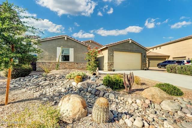 1014 W Blue Ridge Drive, San Tan Valley, AZ 85140 (MLS #6231144) :: Yost Realty Group at RE/MAX Casa Grande