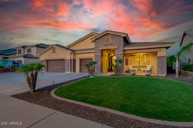 4847 S Calderon, Mesa, AZ 85212 (MLS #6231157) :: Kepple Real Estate Group