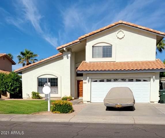 15434 N 55TH Street, Scottsdale, AZ 85254 (MLS #6231162) :: Yost Realty Group at RE/MAX Casa Grande