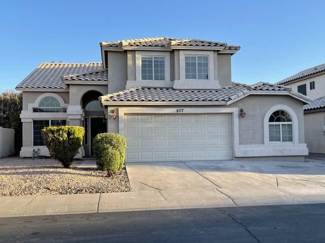 877 W Shellfish Drive, Gilbert, AZ 85233 (MLS #6231175) :: Arizona 1 Real Estate Team