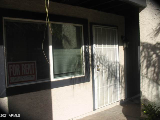 700 W University Drive #120, Tempe, AZ 85281 (MLS #6231183) :: The Laughton Team