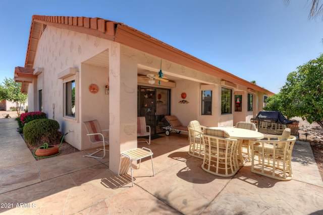 2055 N 56TH Street #15, Mesa, AZ 85215 (MLS #6231184) :: Yost Realty Group at RE/MAX Casa Grande