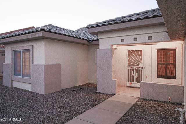15114 W Via Manana Drive, Sun City West, AZ 85375 (MLS #6231190) :: Long Realty West Valley