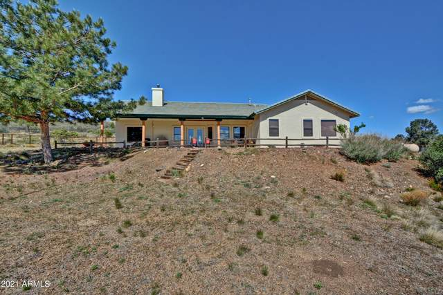 17802 S Oak Drive, Peeples Valley, AZ 86332 (MLS #6231209) :: The Garcia Group