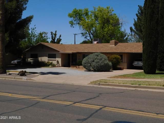 2140 E 11TH Street, Douglas, AZ 85607 (MLS #6231225) :: Arizona Home Group