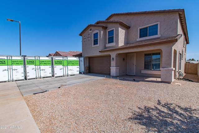 11265 E Cliffrose Lane, Florence, AZ 85132 (MLS #6231227) :: Midland Real Estate Alliance