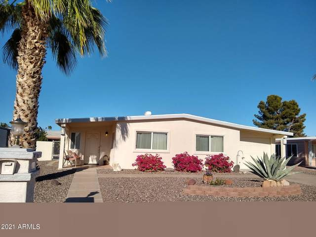 8925 E Sun Lakes Boulevard, Sun Lakes, AZ 85248 (MLS #6231254) :: The Copa Team | The Maricopa Real Estate Company