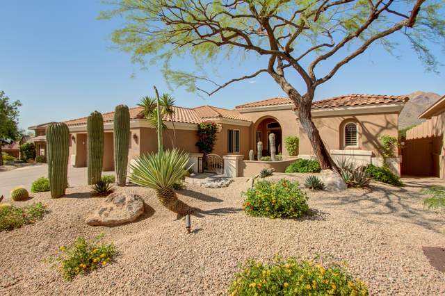 11166 E Greenway Road, Scottsdale, AZ 85255 (MLS #6231257) :: Synergy Real Estate Partners