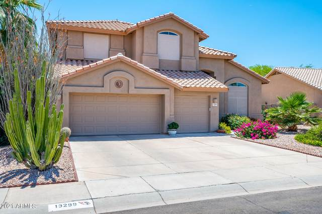 13299 W Holly Street, Goodyear, AZ 85395 (MLS #6231262) :: Executive Realty Advisors