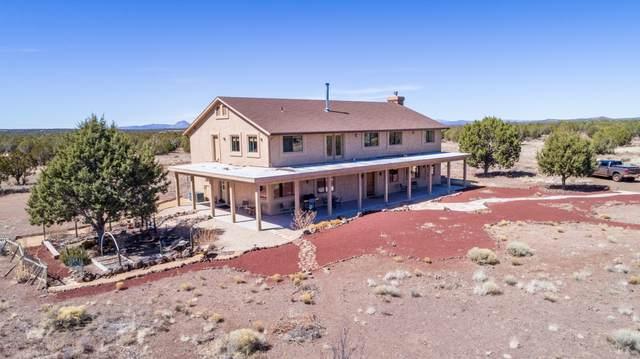 40740 N Stagecoach Boulevard, Ash Fork, AZ 86320 (MLS #6231274) :: Yost Realty Group at RE/MAX Casa Grande