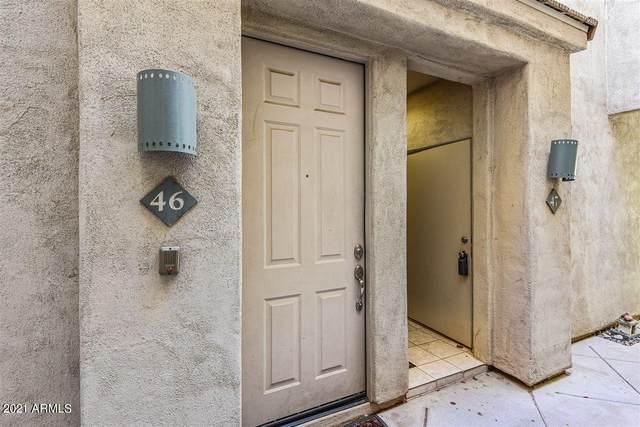 7520 E Earll Drive #46, Scottsdale, AZ 85251 (MLS #6231282) :: Kepple Real Estate Group