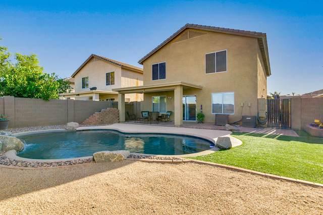 31791 N Sundown Drive, San Tan Valley, AZ 85143 (MLS #6231296) :: Yost Realty Group at RE/MAX Casa Grande