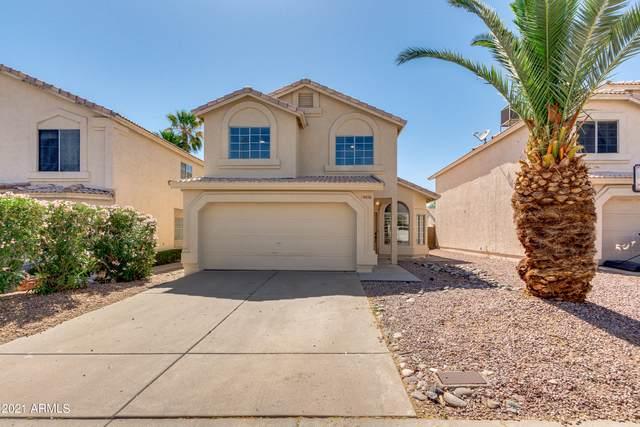 19036 N 37TH Street, Phoenix, AZ 85050 (MLS #6231305) :: The Laughton Team