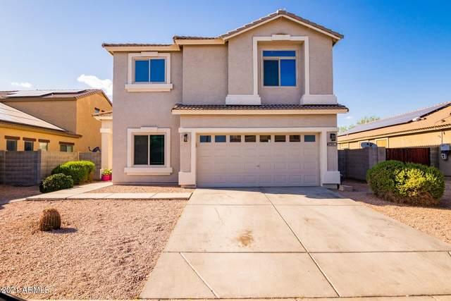 24136 W Desert Bloom Street, Buckeye, AZ 85326 (MLS #6231327) :: The Luna Team