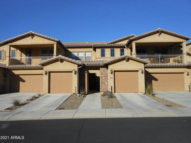 2128 W Tallgrass Trail #117, Phoenix, AZ 85085 (MLS #6231354) :: Kepple Real Estate Group