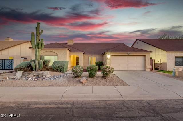 4137 W Cielo Grande, Glendale, AZ 85310 (MLS #6231375) :: Long Realty West Valley