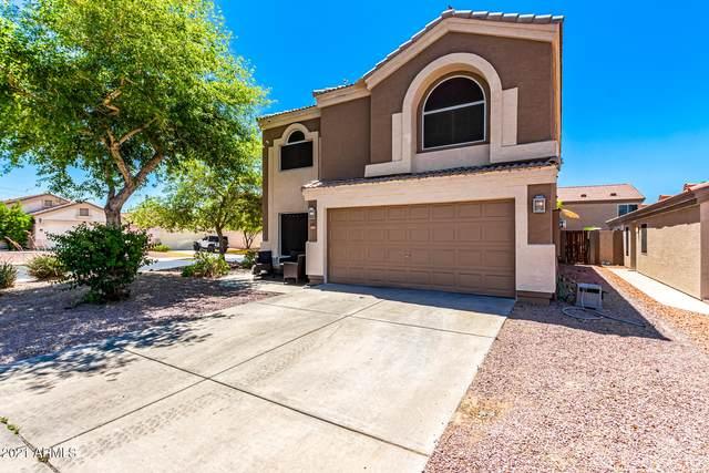 11317 W Austin Thomas Drive, Surprise, AZ 85378 (MLS #6231408) :: Long Realty West Valley