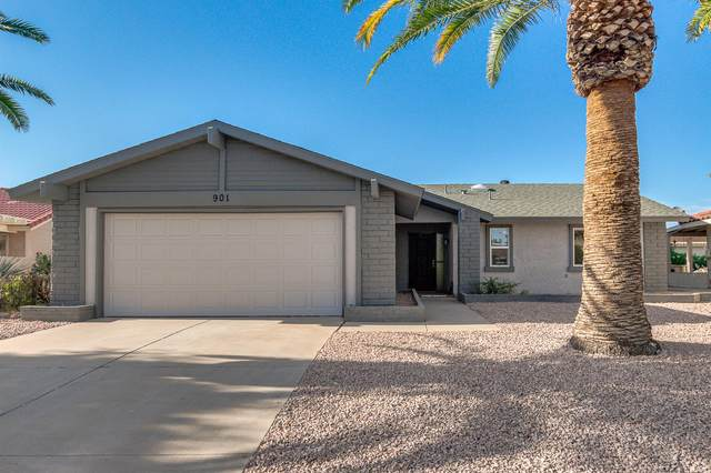 901 Leisure World, Mesa, AZ 85206 (MLS #6231414) :: Arizona Home Group