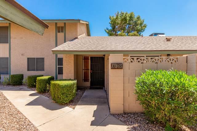 17805 N 45TH Avenue, Glendale, AZ 85308 (MLS #6231425) :: The Garcia Group