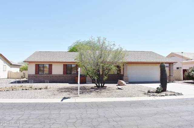 9541 W Debbie Place, Arizona City, AZ 85123 (MLS #6231428) :: West Desert Group | HomeSmart