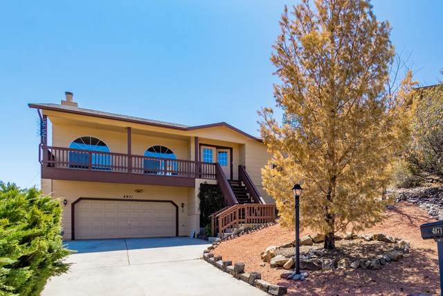 4871 Butterfly Drive, Prescott, AZ 86301 (MLS #6231451) :: Klaus Team Real Estate Solutions
