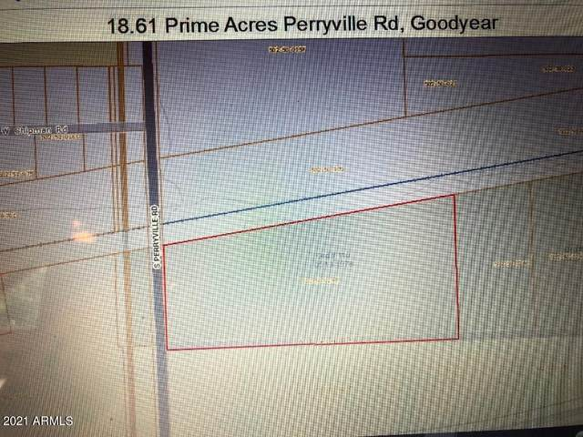 5201 appx. S Perryville Road, Goodyear, AZ 85338 (MLS #6231452) :: Long Realty West Valley