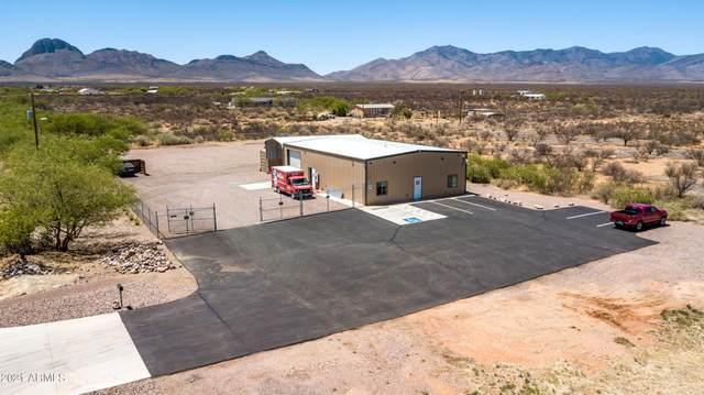87 W Camino De Mesa, Huachuca City, AZ 85616 (MLS #6231455) :: Arizona Home Group