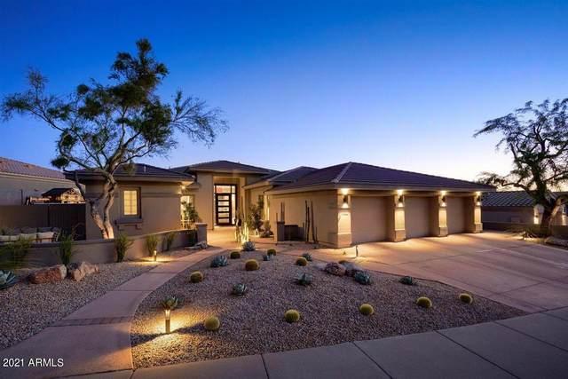 11027 E Beck Lane, Scottsdale, AZ 85255 (MLS #6231468) :: The Luna Team