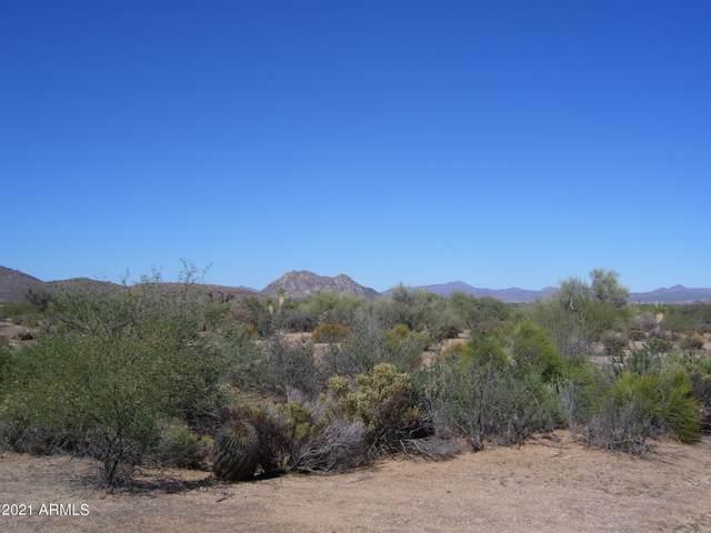 0 N 132nd Street, Scottsdale, AZ 85262 (MLS #6231475) :: My Home Group