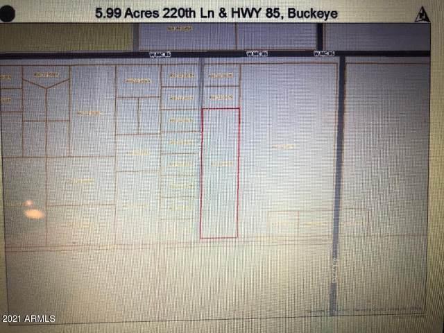 7607 appx S 220th Lane, Buckeye, AZ 85326 (MLS #6231482) :: Long Realty West Valley