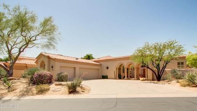 11031 E Mirasol Circle, Scottsdale, AZ 85255 (MLS #6231487) :: My Home Group
