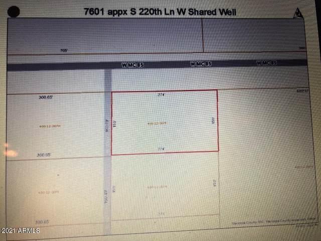 7601 appx S 220th Lane, Buckeye, AZ 85326 (MLS #6231501) :: Long Realty West Valley