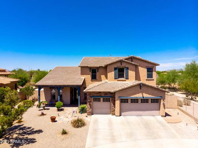 18310 W Desert View Lane, Goodyear, AZ 85338 (MLS #6231505) :: Conway Real Estate