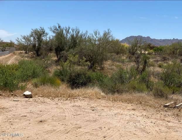 142XX E Gamble Lane, Scottsdale, AZ 85262 (MLS #6231543) :: My Home Group