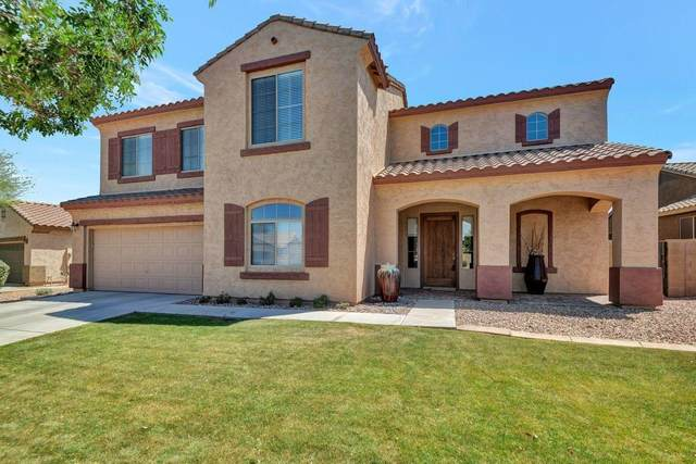 15263 W Redfield Road, Surprise, AZ 85379 (MLS #6231554) :: Howe Realty