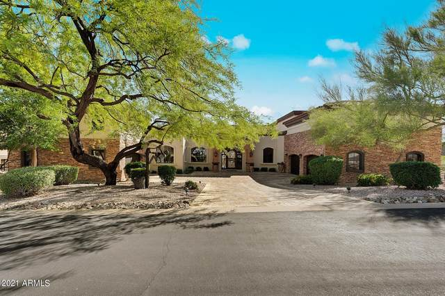 10721 E La Junta Road, Scottsdale, AZ 85255 (MLS #6231559) :: Synergy Real Estate Partners