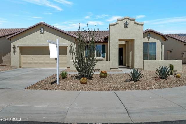 17163 S 174TH Drive, Goodyear, AZ 85338 (MLS #6231562) :: Long Realty West Valley
