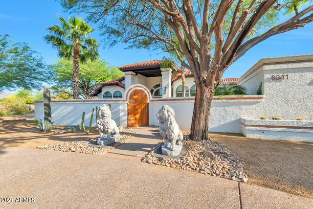 8041 E Juan Tabo Road, Scottsdale, AZ 85255 (MLS #6231565) :: Keller Williams Realty Phoenix