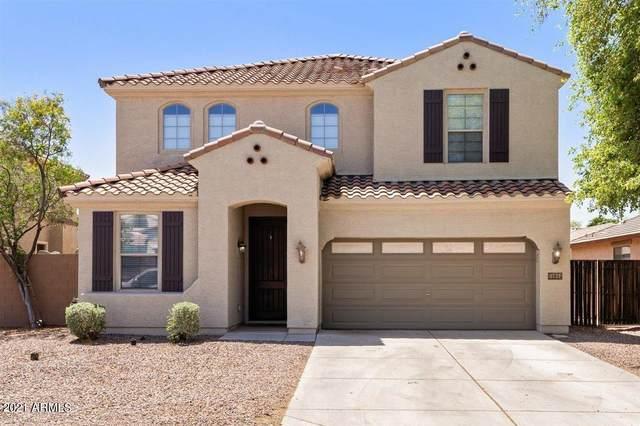 2727 E Boston Street, Gilbert, AZ 85295 (MLS #6231569) :: Maison DeBlanc Real Estate