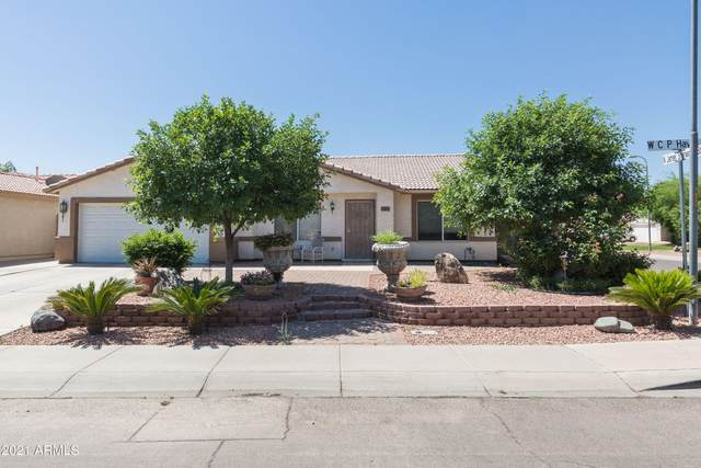 8731 W C P Hayes Drive, Tolleson, AZ 85353 (MLS #6231579) :: Yost Realty Group at RE/MAX Casa Grande