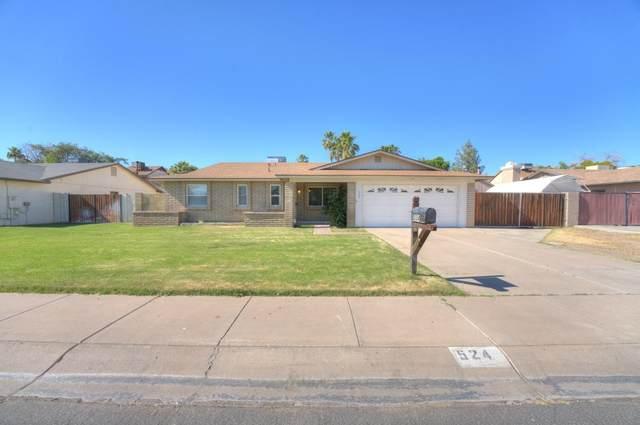 524 E Sack Drive, Phoenix, AZ 85024 (MLS #6231588) :: Kepple Real Estate Group
