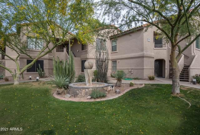 9755 N 93RD Way #155, Scottsdale, AZ 85258 (MLS #6231591) :: Kepple Real Estate Group