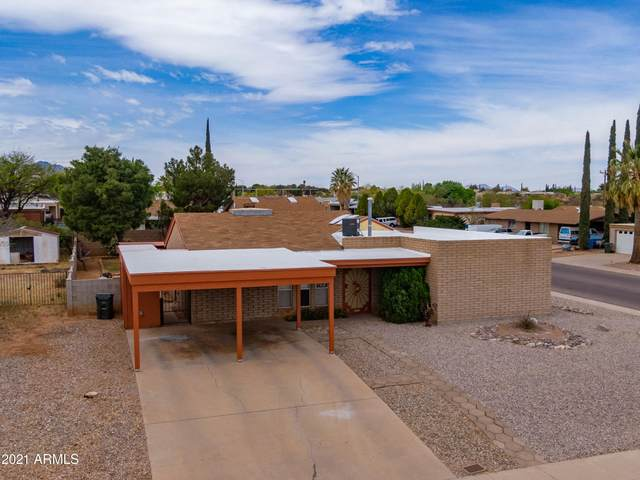 822 Calle Jinette, Sierra Vista, AZ 85635 (MLS #6231596) :: Yost Realty Group at RE/MAX Casa Grande
